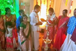 When a godown turned relief camp turned a wedding hall in Kerala