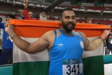 Asiad 2018: Tajinderpal Singh Toor clinches gold in men's shot put