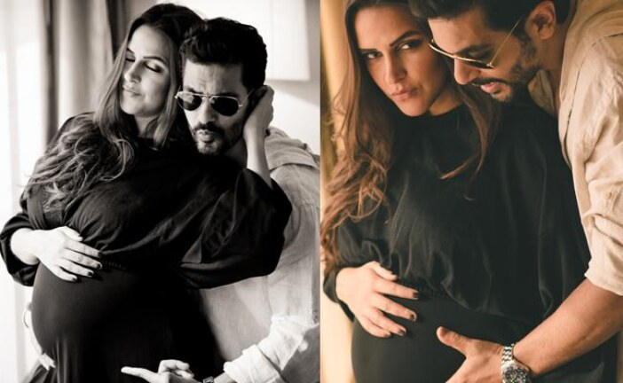 #NehaDhupiaIsPregnant, Hubby Angad Bedi Confirms The News