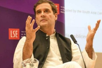 #LSERahulGandhi: '2019 will be straightforward — BJP on one side, Opposition on the other'