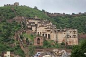 Ajmer Fort tampered to construct film archive