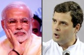 Rahul defeats Modi in survey for PM's race in 2019