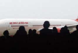 'Jai Hind' after every announcement in AIR INDIA Flight