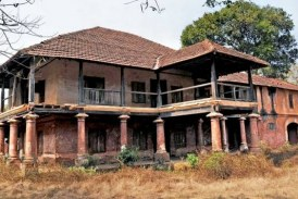 Kerala's Historic Kavalapara Palace being reduced to rubble