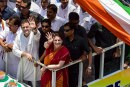 Congress is getting south India as its strongest winning ground