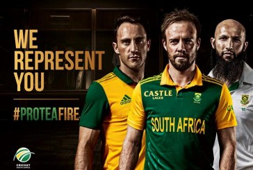 ProteaFire trending today in world cup 2019 first match